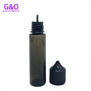 vape juice bottle vape bottle 30ml 60ml black v3 e liquid chubby gorilla plastic dropper bottles chubby unicorn bottles